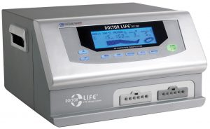 DoctorLife DL1200 aparat profesional de presomasaj