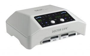 DoctorLife MK300 drenaj limfatic masaj relaxare
