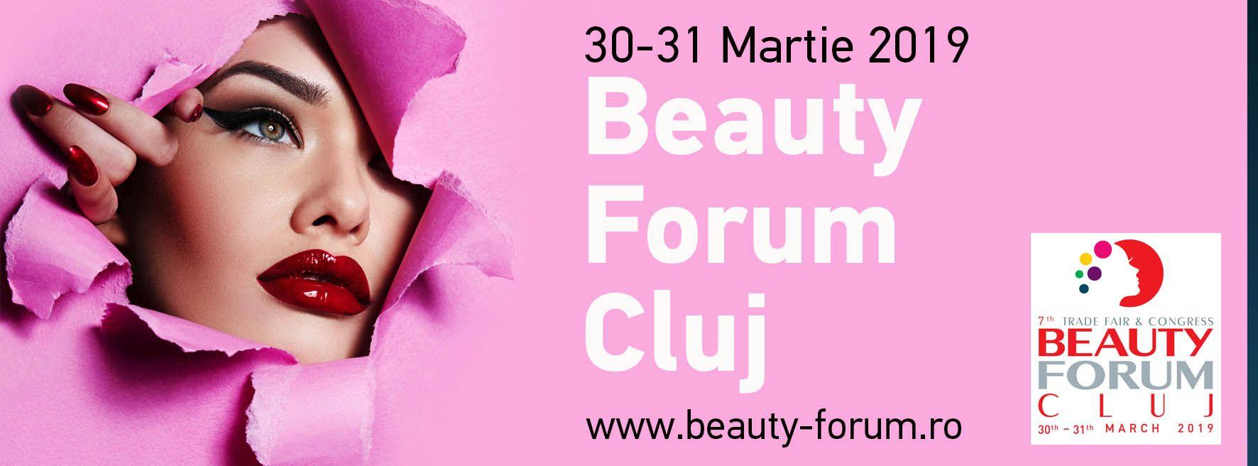Beauty forum Cluj Napoca 20192