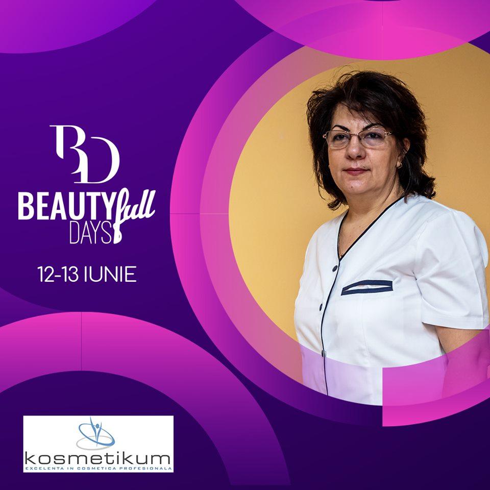 Kosmetikum BeautyFull Days Timisoara 2019