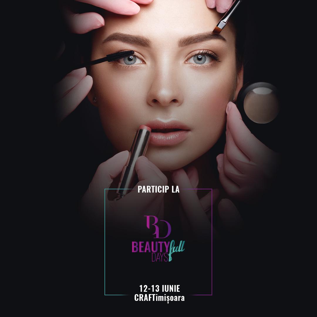 BeautyFull Days Timisoara 2019 Kosmetikum